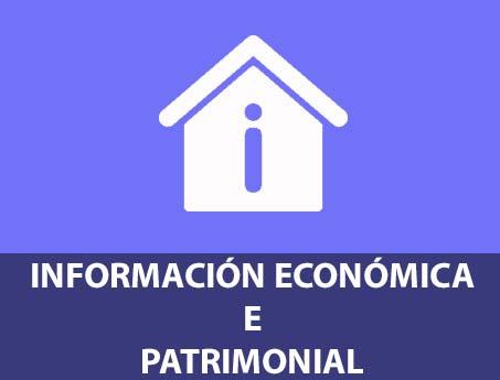 Información Económica y Patrimonial