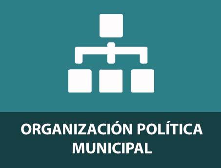 Organización Política Municipal