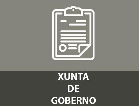 XUNTA DE GOBERNO